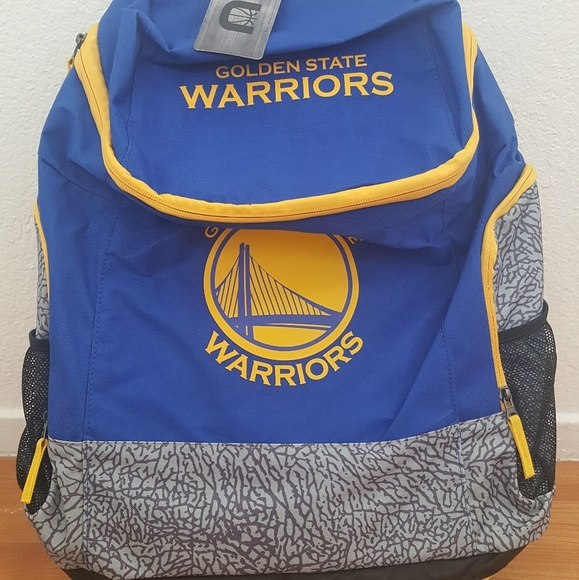 NBA Accessories | Golden State Warriors Backpack